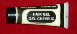 Picture of Kryolan Glow in the Dark Hair Gel 50ml