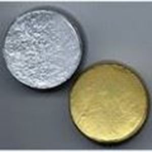 Picture of Kryolan Aquacolor Waterbased Make-Up Metallic Colours - 8ml
