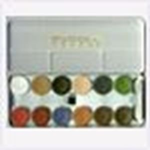 Picture of Kryolan Aquacolor Palette 12 colours Shading (ST)
