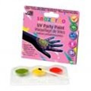 Picture of Snazaroo UV Party Face Paint Kit