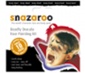 Picture of Snazaroo Deadly Dracula Facepainting Theme Pack