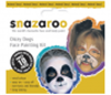 Picture of Snazaroo Dizzy Dog Facepainting Theme Pack