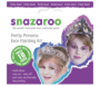 Picture of Snazaroo Pretty Princess Facepainting Theme Pack