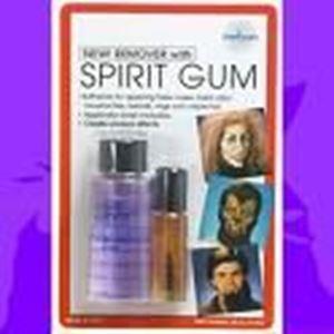 Picture of Mehron Spirit Gum & Remover Carded