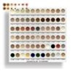 Picture of Dermacolor Sample Palette 66 colours 79gm