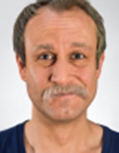 Picture of Kryolan 09214 Freddie Mercury/Mr Chips Moustache