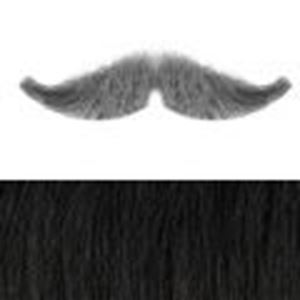 Picture of Hairaisers M/M Military Handlebar Moustache