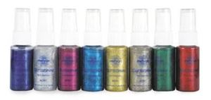 Picture of Mehron Glitter Spray - 30ml