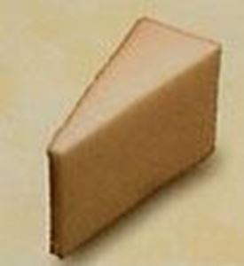 Picture of Kryolan imitation sponges (latex wedges) - pack of 10
