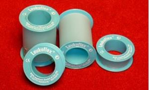 Picture of Leukoflex Plastic Tape 1.25 cm