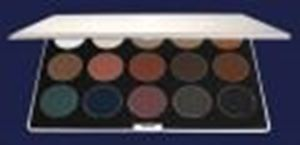 Picture of Kryolan Professional Eyeshadow Set 15 cols