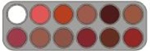 Picture of Grimas Lipstick 12 colour palette - LB