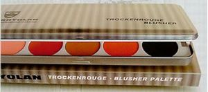 Picture of Kryolan Blusher and Contour Palette 5 cols