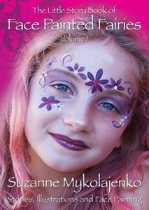 Picture of The Little Story Bk of Face Painted Fairies Vol 1