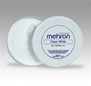 Picture of Mehron Clown White - 2oz