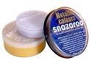 Picture of Snazaroo Metallic/Electric Colours 30ml