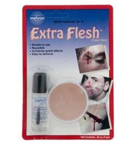 Picture of Mehron Extra Flesh with Fixative - Carded