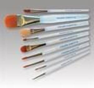 Picture of Paradise AQ Petal Tip 818 Brush