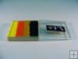 Picture of D'mond FX R'bow Cake 10gm 4cm x 3.5cm NR6 Sunset.  OUT OF STOCK