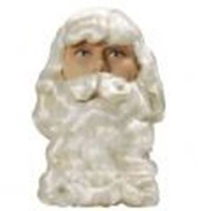 Picture of Father Christmas Wig & Beard Superior  BW018