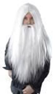 Picture of Wizard Wig & Beard - BW660