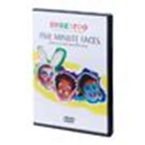Picture of Snazaroo Five Minute Faces DVD