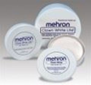 Picture of Mehron Clown White Lite - 7oz
