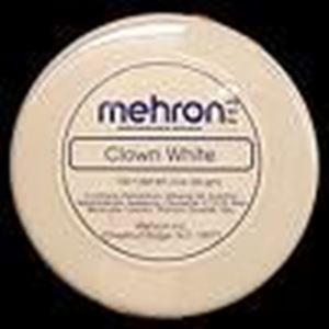 Picture of Mehron Clown White - 7oz