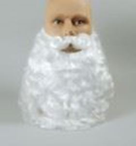 Picture of Superior Nylon Father Christmas Beard - MB037