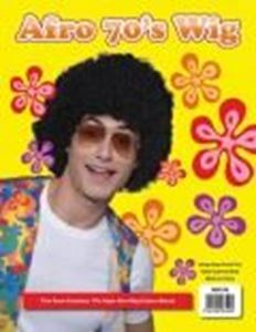 Picture of Bristol Novelty Ltd - Afro 70's Wig