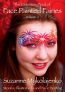 Picture of The Story Book of Face Painted Fairies, Vol 2