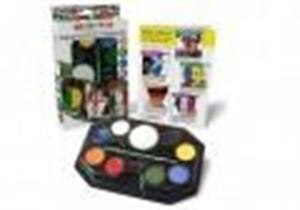 Picture of Snazaroo Supporters Face Painting Kit