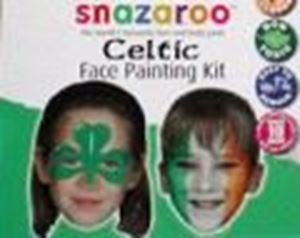 Picture of Snazaroo Celtic Theme Pack