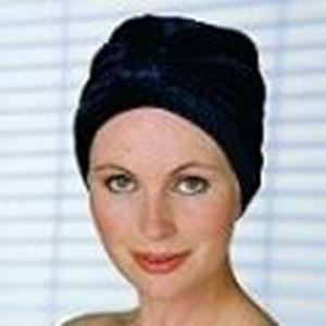 Picture of Natural Image - Velveteen Turban