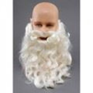 Picture of Father Christmas Beard 10 - MB081""