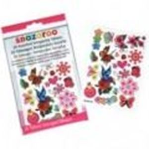 Picture of Snazaroo 20 Temporary Tattoos (Girls)