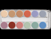 Picture of Kryolan Supracolor Palette 12 colours 'P'