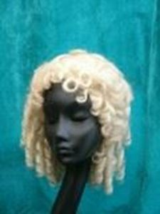 Picture of Dauphine 18th Century Ringlets - Front View