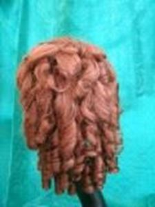 Picture of Edwardian Ringlets - Back View