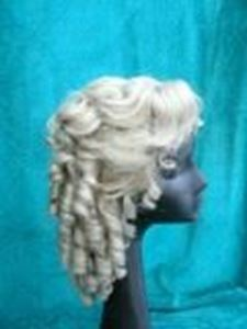 Picture of Edwardian and Grecian Ringlets - Side View (2)