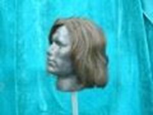 Picture of Mediaeval/Tudor Gent's Wig - Views 1 & 2