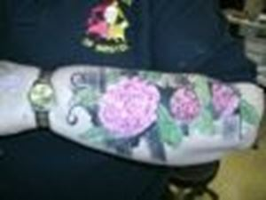 Picture of Floral Arm (3)