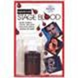 Picture of Mehron Stage Blood Bright Arterial - .5oz carded