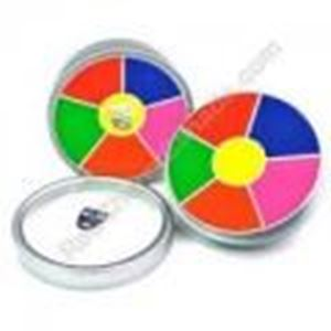 Picture of Kryolan Dayglow Wheel 6 cols