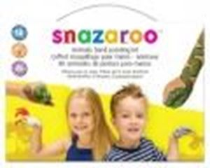 Picture of Sp. Offer. Snazaroo Animals Hand Painting Kit