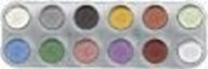 Picture of Sp. Offer Grimas Eyeshadow/Rouge Pearl Palette P1