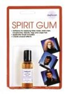 Picture of Mehron Spirit Gum with Brush Carded .125 oz