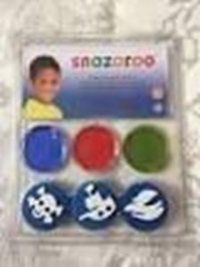 Picture of Snazaroo Face Paint Stamps For Boys