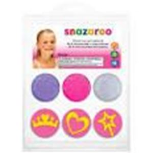 Picture of Snazaroo Face Paint Stamps For Girls