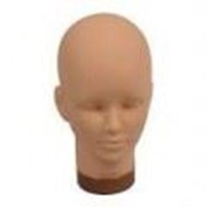Picture of Banbury Postiche Soft PVC Ladies Head Form